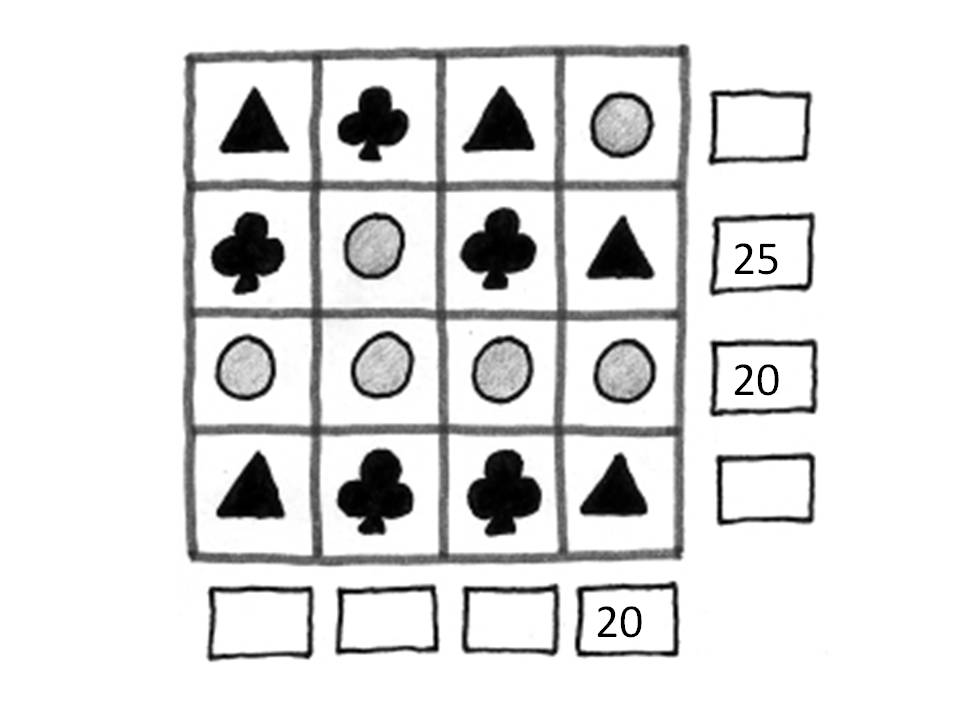 Shape Puzzle Primary Mathematics